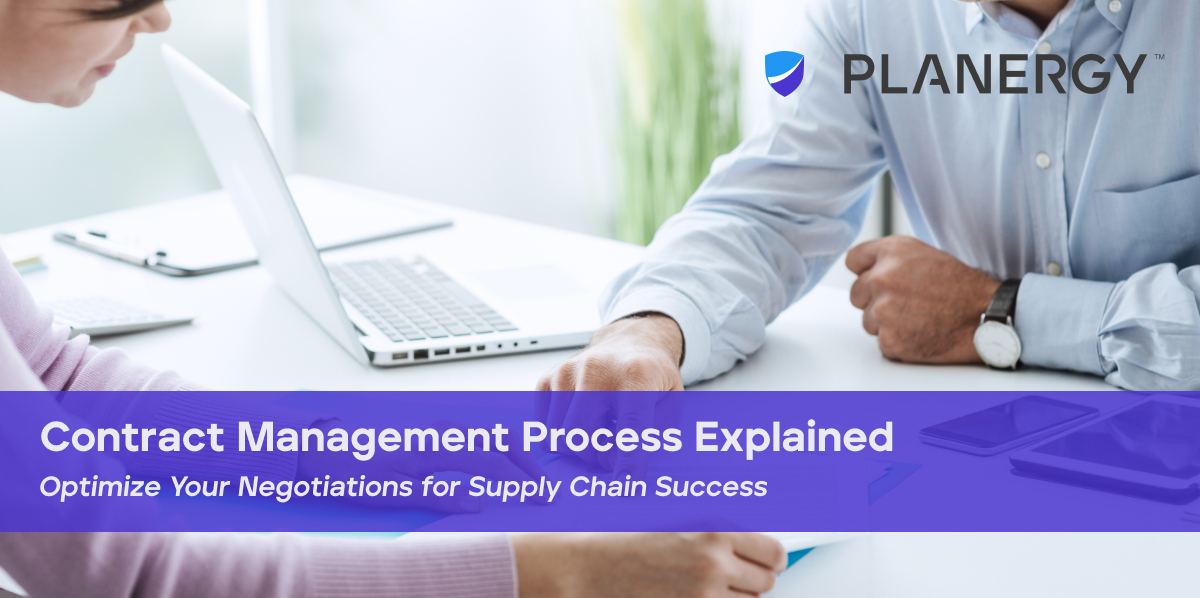 Contract Management Process Explained