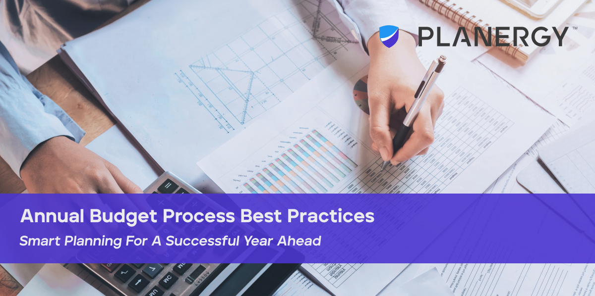 Annual Budget Process Best Practices